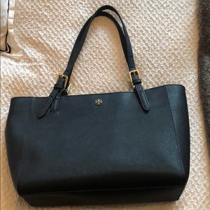 NWT Tory Burch small buckle tote